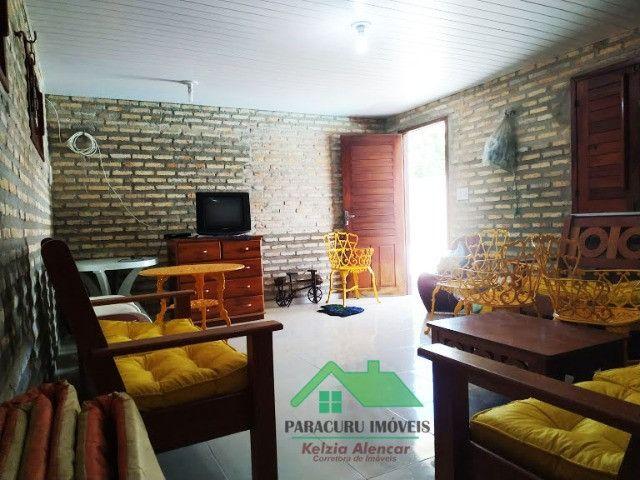 Agradável casa com piscina nas Carlotas em Paracuru - Foto 10