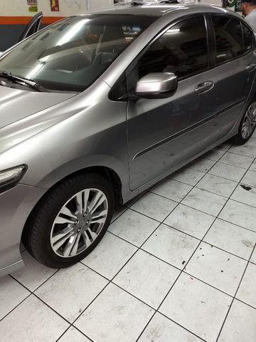 Honda City Sedã LX 1.5 Flex 16v 4p - Foto 5