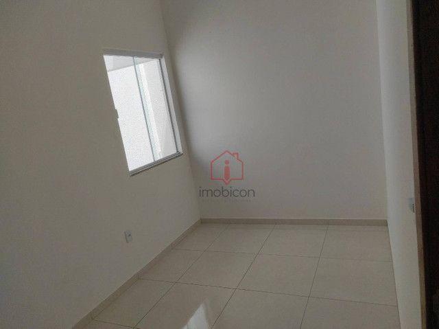 Casa com 3 dormitórios para alugar, 73 m² por R$ 750,00/mês - Lot. Cidade Serrinha - Vitór - Foto 10