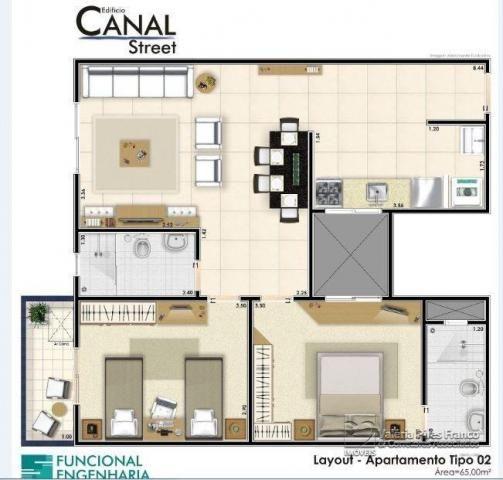 Apartamento à venda com 2 dormitórios em Saudade i, Castanhal cod:7089 - Foto 2