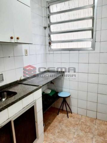 Apartamento à venda com 1 dormitórios em Glória, Rio de janeiro cod:LAAP12773 - Foto 14