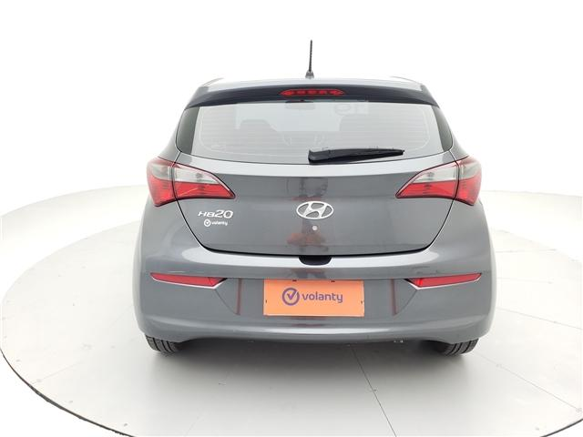 Hyundai Hb20 1.0 unique 12v flex 4p manual - Foto 4