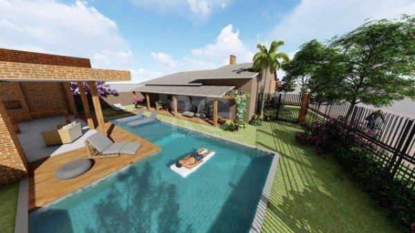 Casa à venda com 3 dormitórios em Alphaville, Porto alegre cod:LP1067 - Foto 4
