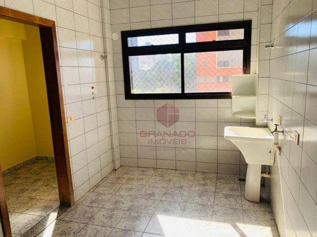 Apartamento com 3 dormitórios para alugar, 128 m² por R$ 1.300,00/mês - Zona 01 - Maringá/ - Foto 9