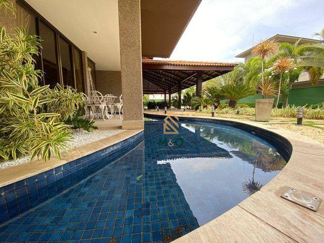 Casa com 4 dormitórios à venda, 650 m² por R$ 4.500.000 - Porto das Dunas - Fortaleza/CE - Foto 8