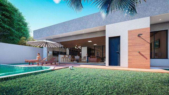 Casa Térrea Jardins Paris, 324 m², 04 Suites com master nova entrega em outubro
