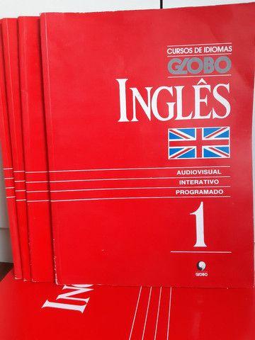 Coleção de livros inglês britânico (NUNCA USADOS) - Foto 2