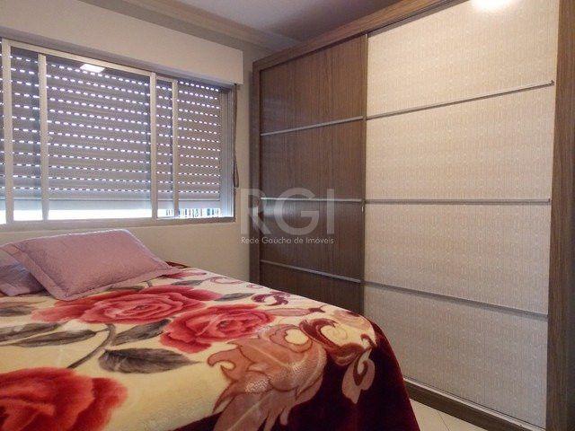 Apartamento à venda com 1 dormitórios em São sebastião, Porto alegre cod:SC12724 - Foto 4