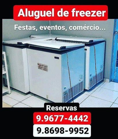 Aluguel de freezer - Foto 2