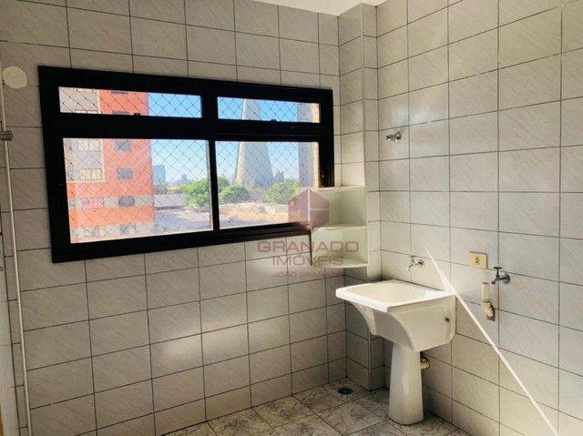 Apartamento com 3 dormitórios para alugar, 128 m² por R$ 1.300,00/mês - Zona 01 - Maringá/ - Foto 10