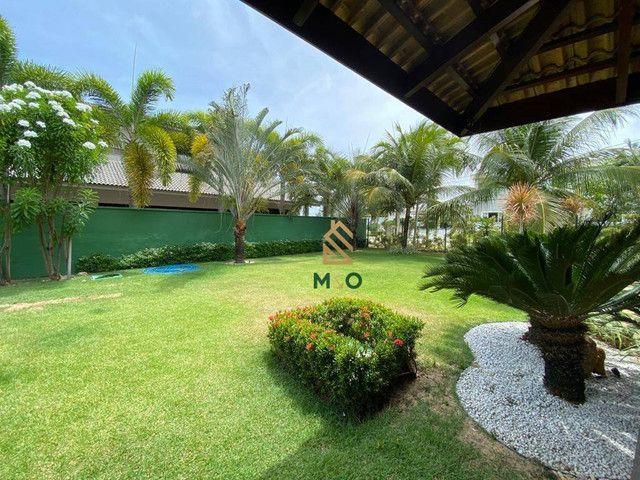 Casa com 4 dormitórios à venda, 650 m² por R$ 4.500.000 - Porto das Dunas - Fortaleza/CE - Foto 3
