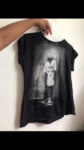 Qualquer blusa R$20,00 - Foto 3