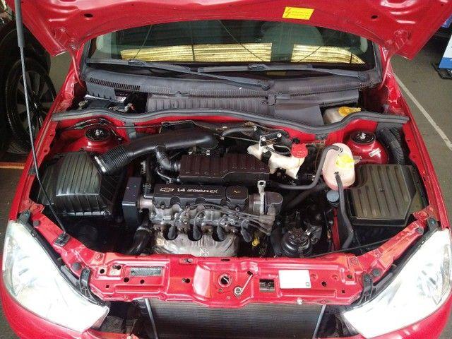 Corsa Hatch Maxx 1.4 flex 2011 impecável com baixa quilometragem RARIDADE - Foto 6