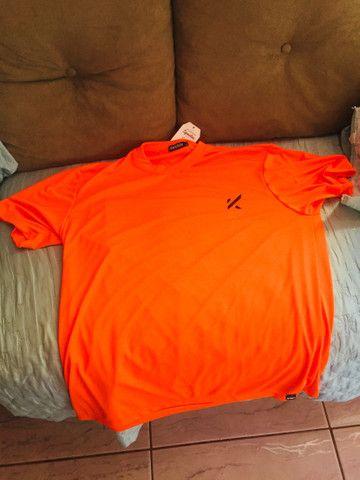 Camisa dry fit