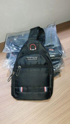 Crossbody bag, bolsa com uma alça