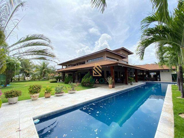 Casa com 4 dormitórios à venda, 650 m² por R$ 4.500.000 - Porto das Dunas - Fortaleza/CE - Foto 5