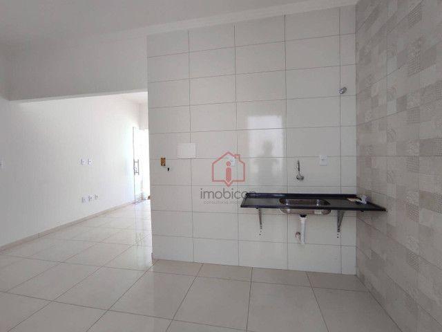 Casa com 3 dormitórios para alugar, 73 m² por R$ 750,00/mês - Lot. Cidade Serrinha - Vitór - Foto 5