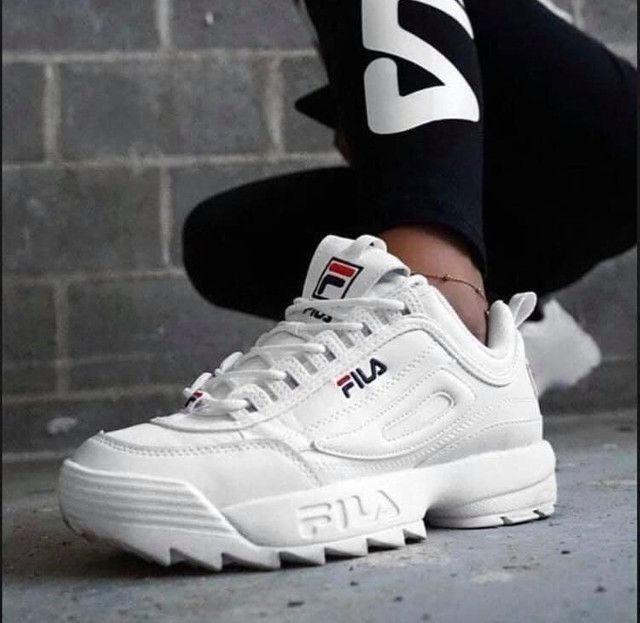 Sapatos Fila - Foto 6