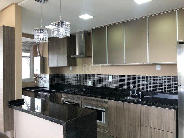 Apartamento à venda com 3 dormitórios em São sebastião, Porto alegre cod:EL56357398 - Foto 6