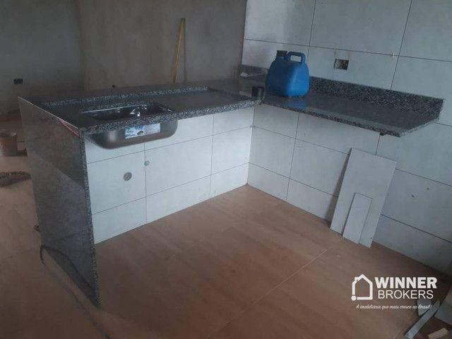 Casa com 2 dormitórios à venda, 55 m² por R$ 168.000,00 - Italia - Marialva/PR - Foto 4