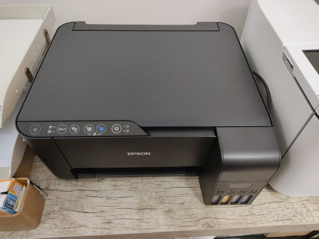 Impressora Epson L3150 + Tinta Gênesis - Sublimática