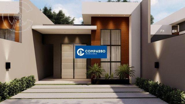 Casa à venda com 1 dormitórios em Jardim das palmeiras, Foz do iguacu cod:0117 - Foto 2