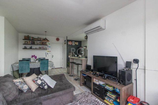 Apartamento à venda com 2 dormitórios em São sebastião, Porto alegre cod:EL56356639 - Foto 3