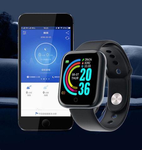 Smartwatch d20 a pronta entrega - Foto 6