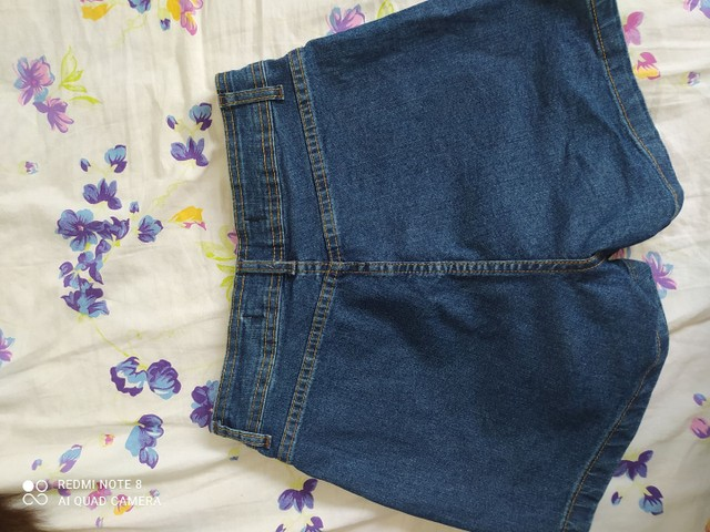 Short jeans feminino - Foto 2