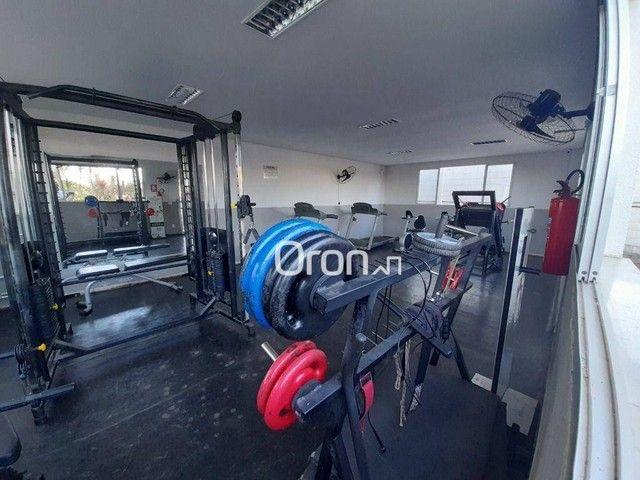 Apartamento com 2 dormitórios à venda, 50 m² por R$ 235.000,00 - Jardim da Luz - Goiânia/G - Foto 8