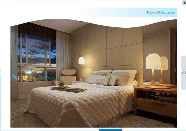 Apartamento para venda possui 123 metros quadrados com 3 quartos - Foto 15