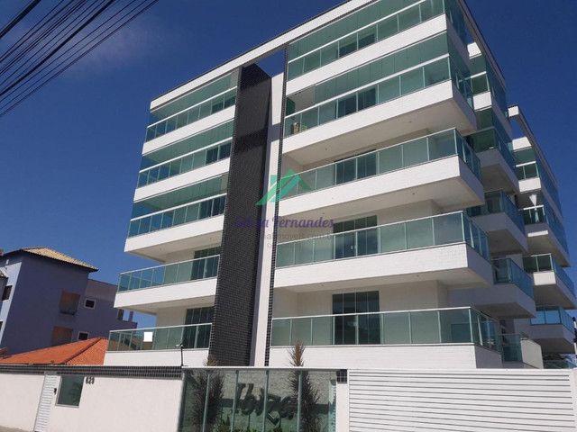 Apartamento para Locação em Rio das Ostras, Costa Azul, 3 dormitórios, 2 suítes, 3 banheir