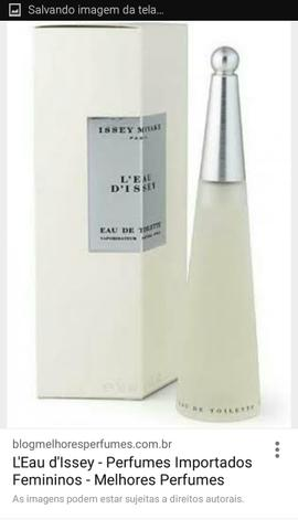 Perfume Issey Miyake L'eau D'issey 50ml
