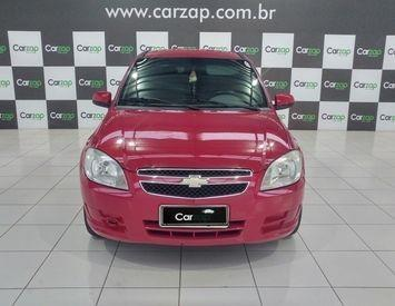 CHEVROLET PRISMA 2012/2012 1.4 MPFI LT 8V FLEX 4P MANUAL
