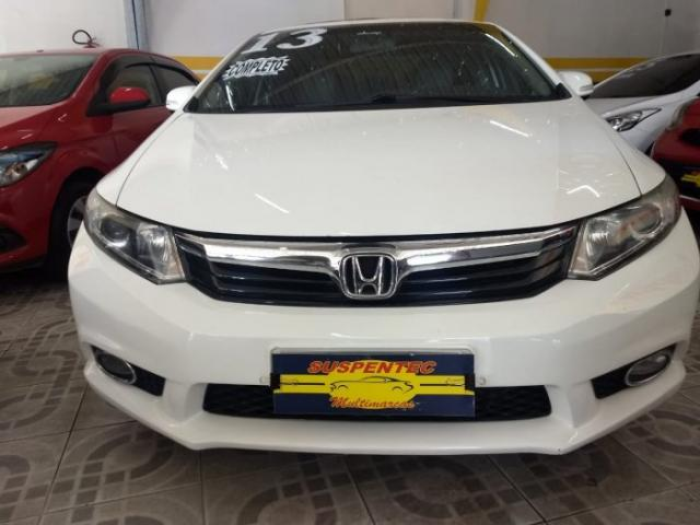 Marvelous Honda Civic 2013 1.8 Exs 16v Flex 4p AutomÁtico