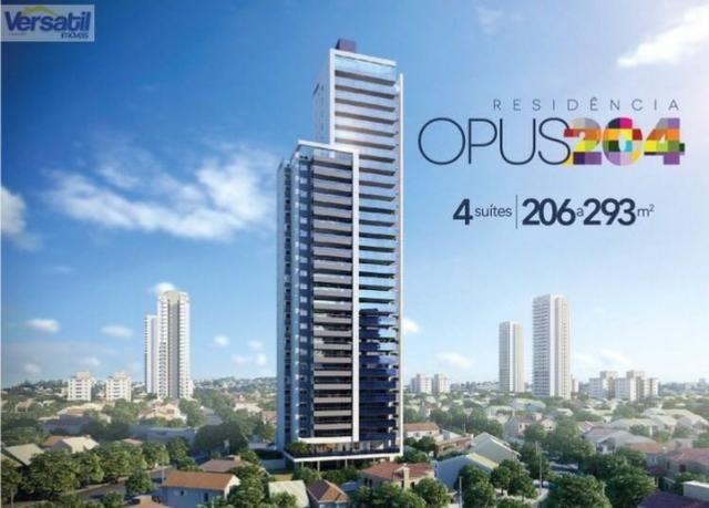 Residência Opus204, o alto padrão de verdade, confira!