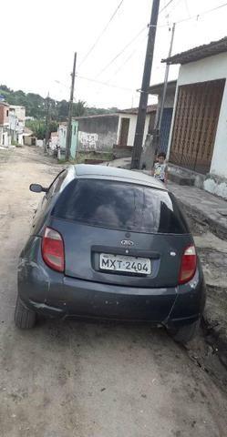 um ford ka 2007 alienado - 2007