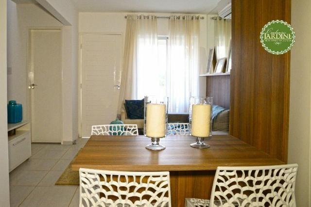 Vendo duplex 2/4 novíssimo em condomínio fechado com excelente área de lazer pelo mcmv - Foto 7