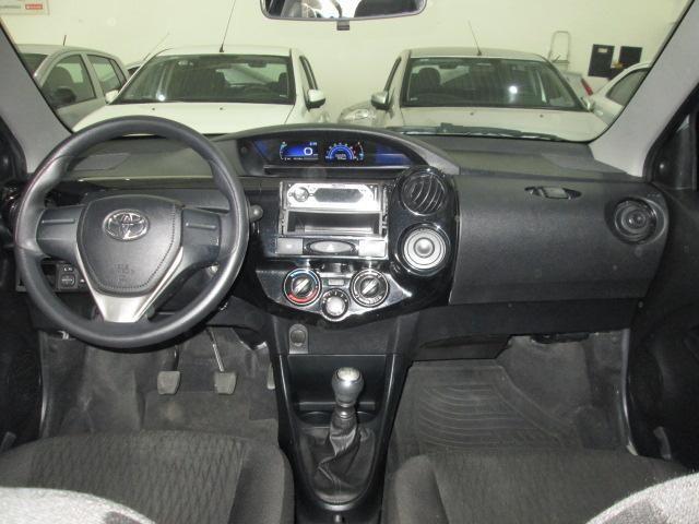 Toyota Etios Hatch Etios X 1.3 (Flex) - Foto 3