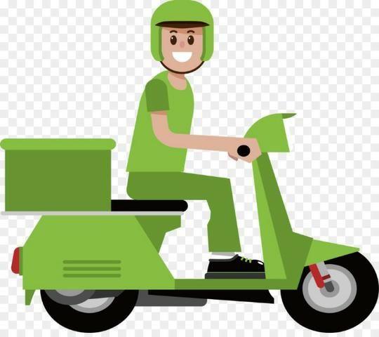 Motoboy Entregador Para Delivery