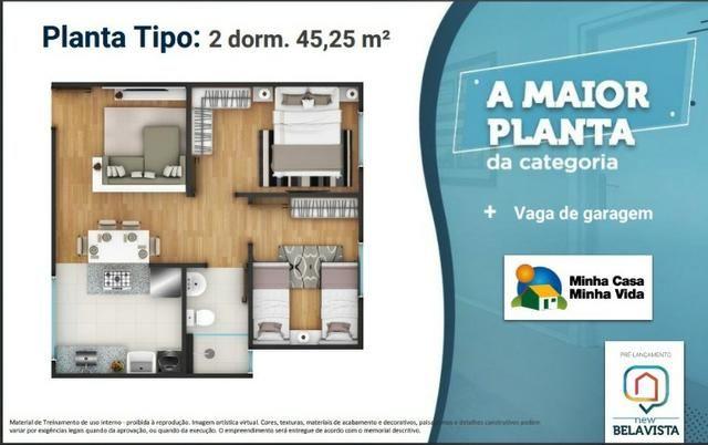 Lançamento Apartamento na Planta Zona Sul - Foto 6