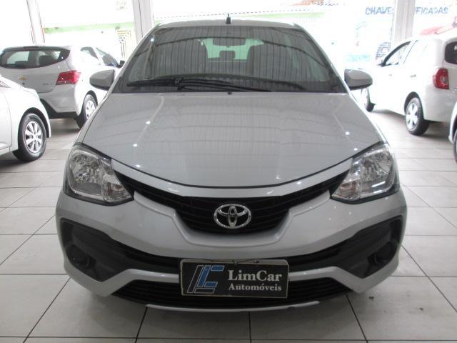 Toyota Etios Hatch Etios X 1.3 (Flex) - Foto 5