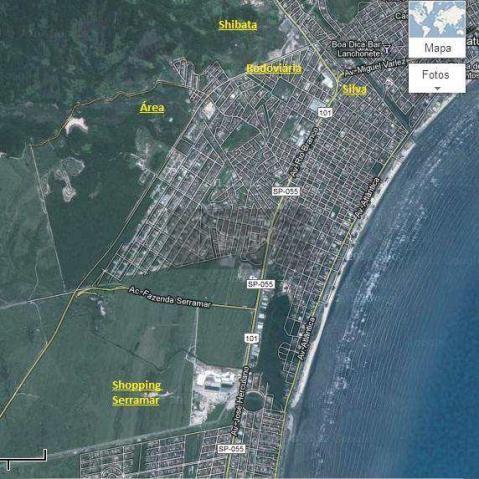 Terreno à venda em Poiares, Caraguatatuba cod:547 - Foto 7
