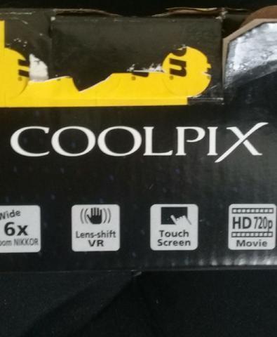 Maquina fotografica coolpix s 4400