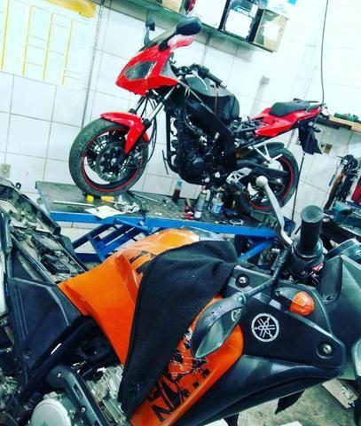 Vendo motopeças e serviços - Foto 13