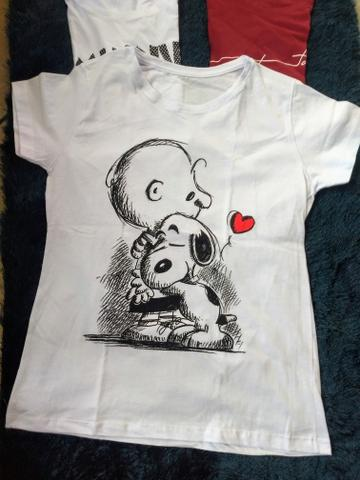 T-Shirts Novas - Foto 2