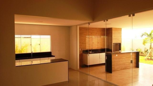 Samuel Pereira oferece: Casa 3 Suites Moderna Armários Churrasqueira Sobradinho CABV - Foto 10