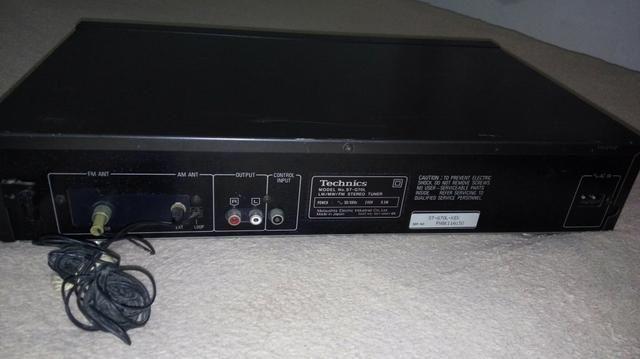 Stereo Tuner ST-G70L - Foto 3