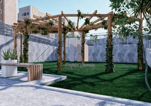 Apartamento com 2 dormitórios à venda, 48 m² por R$ 148.000 - Pium (Distrito Litoral) - Pa - Foto 12