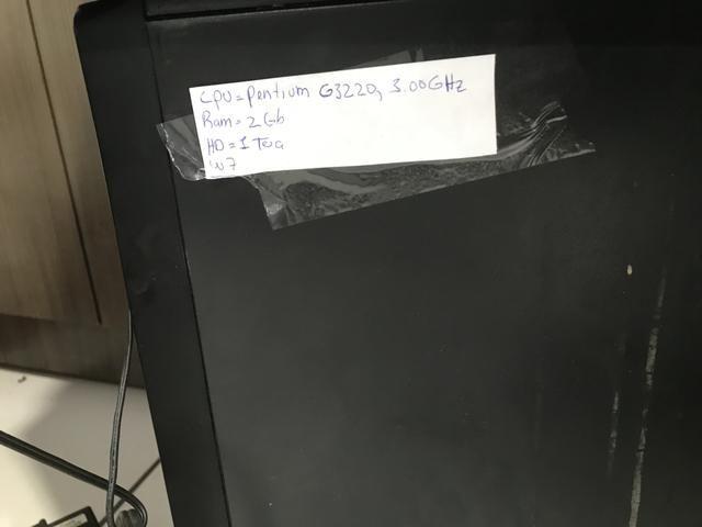 Vendo computadores